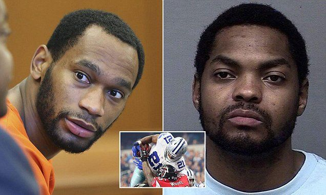 Former Dallas Cowboys player charged with assaulting fellow inmate