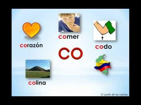 # 9 Sílabas ca co cu - Syllables With C (hard sound)