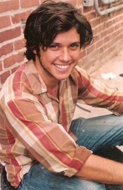 Ricky Ullman...loved him back in the Phil of the Future days, and he just happens to still be a hottie <3 haha