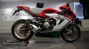 MV Agusta F3 800 Ago Red