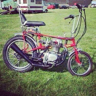 Chopper power