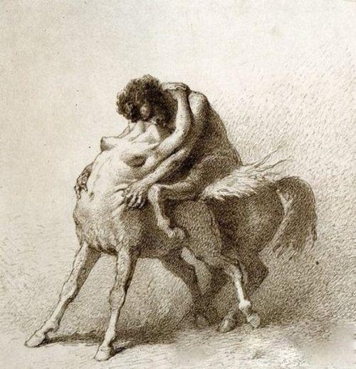 How do centaurs have sex