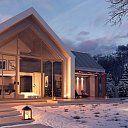 Z500. Проекты домов, деревянные дома, современные дома, проекты гаражей,  дома класса люкс, пансионаты, гостиницы.