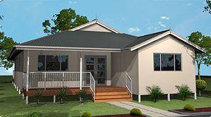 Greenfields 'H' | Australian Kit Homes