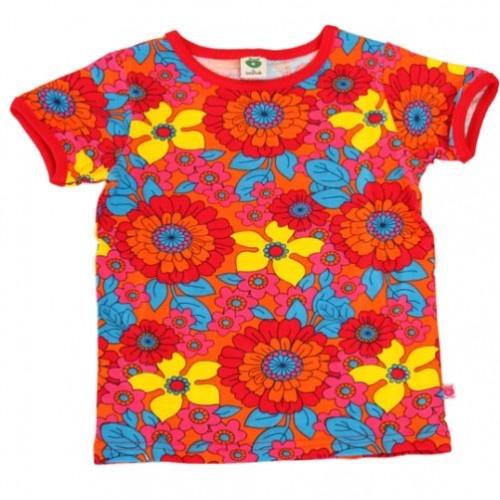 Smafolk T-shirt Bloemen