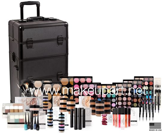 Professional Makeup Kit Artist Resources And