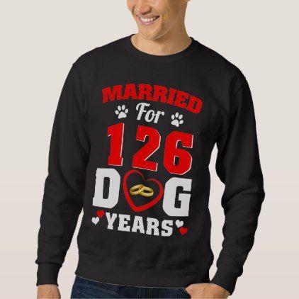 #wedding - #18th Wedding Anniversary T-Shirt For Dog Lover.