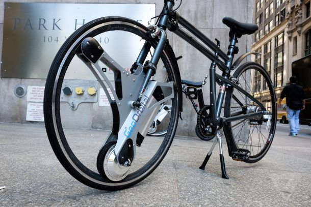 Swap-In Wheel Converts Your Normal Bicycle Into An Electric Bike | Impact Lab
