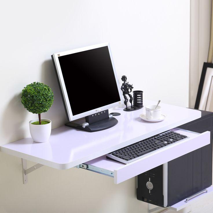 einfache desktop computer schreibtisch schreibtisch einfaches mehrfamilien neue platzsparende wandtisch in einfache desktop computer - Herman Miller Schreibtisch Veranstalter