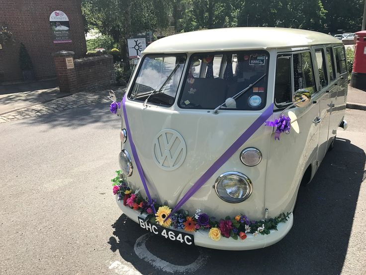 93 Best Vw Camper Van Wedding Hire Vintage Wedding Car Retro