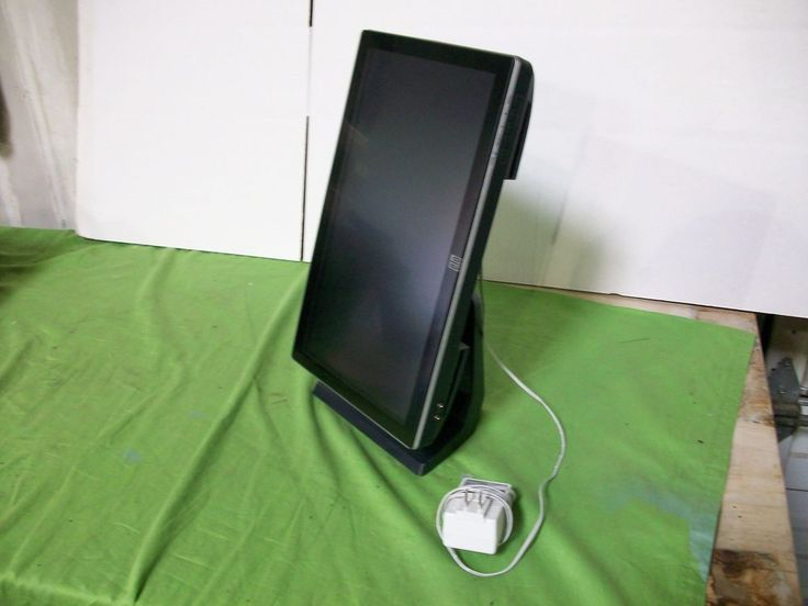 Tyco  Elo  Touchscreen   Model #   ET1519L-AUWA-1-GY-G   w/ power supply #TycoEloTouchscreen