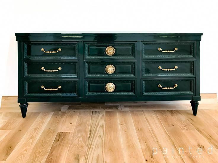 How To Paint Vintage Furniture With Fine Paints Of Europe