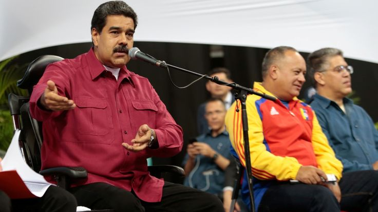 The Associated Press   Venezuela's president defiantly dismissed allegations that official turnout figures for the election of an all-powerful constituent assembly were manipulated, accusing the international software firm behind the claim of bowing to U.S. pressure to cast doubt over a... - #Allegati, #Dismisses, #News, #President, #Venezuelas, #Votetampering