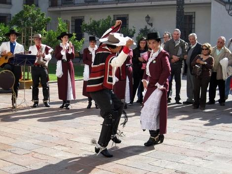 La Cueca baile nacional