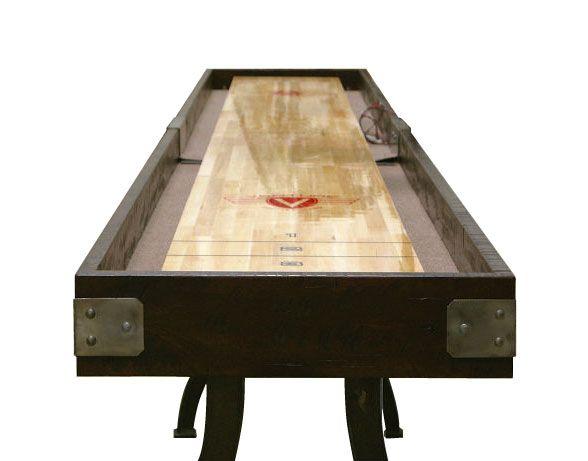 Williamsburg Shuffleboard Table for sale . We have all size shuffleboard table like 12', 14', 16',18 ' foot tables for sale.