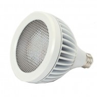 Buy LED 17W PAR38 waterproof Non-Dimmable, recommended for indoor or out, wide voltage range and commercial display. http://www.ledcanada.com/17watt-par38-nd/