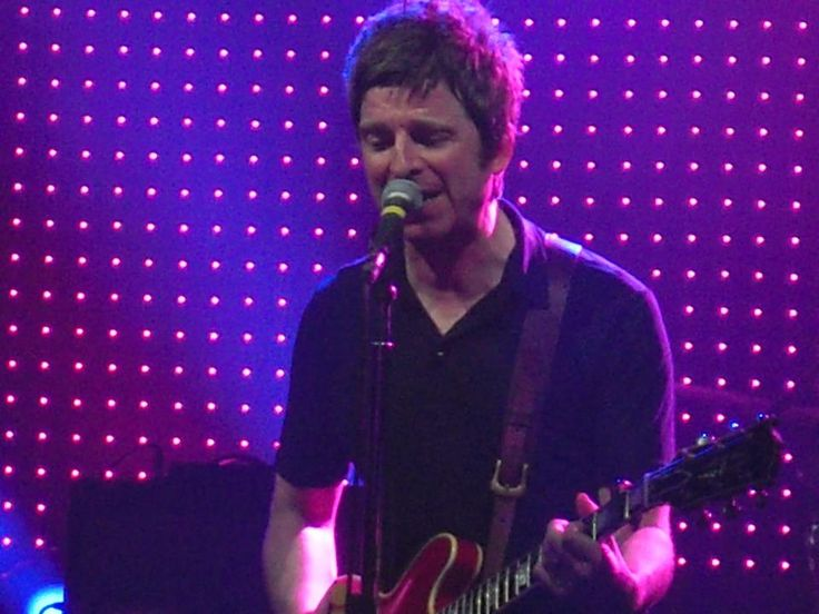 Noel Gallagher 2012