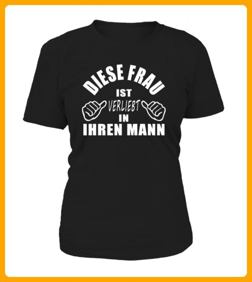 DIESE FRAU IST VERLIEBT IN IHREN MANN - Muttertag shirts (*Partner-Link)