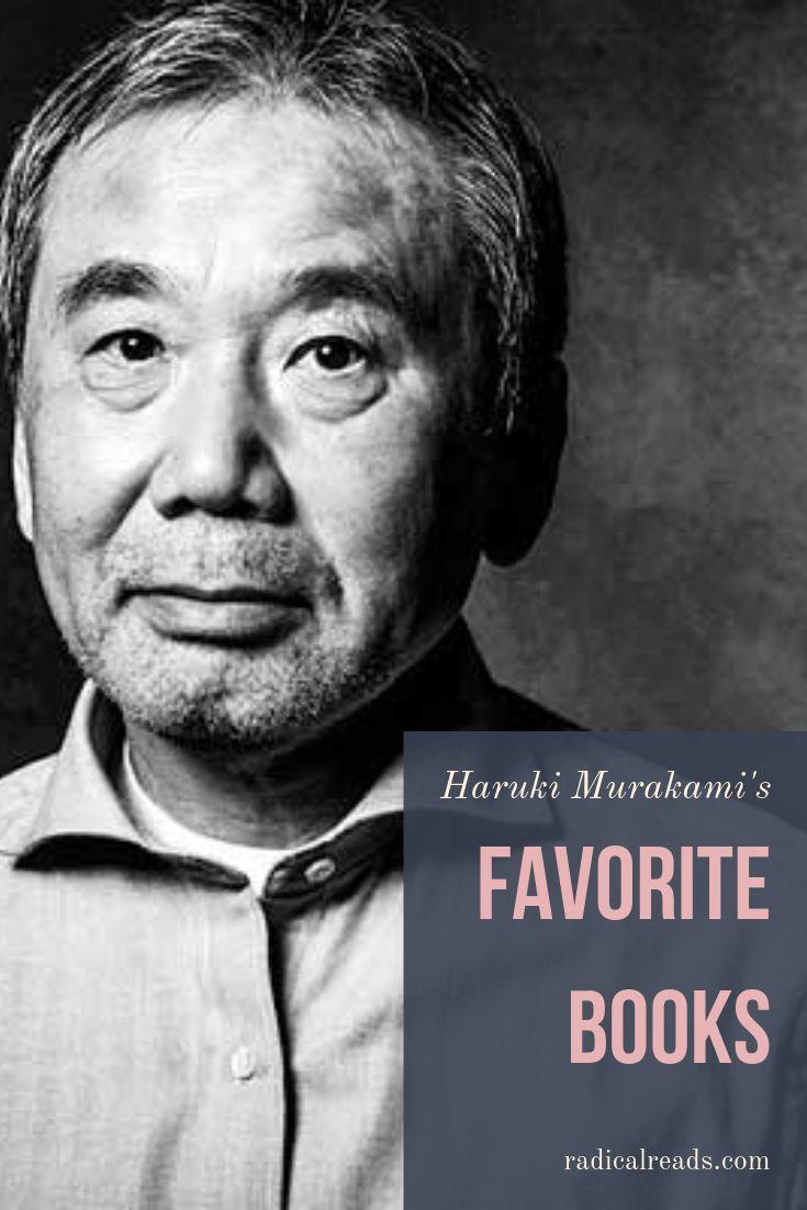 Haruki murakamis reads radical reads