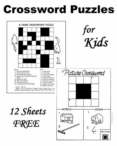 Best 25+ Crossword Puzzles Ideas On Pinterest | Word Puzzles