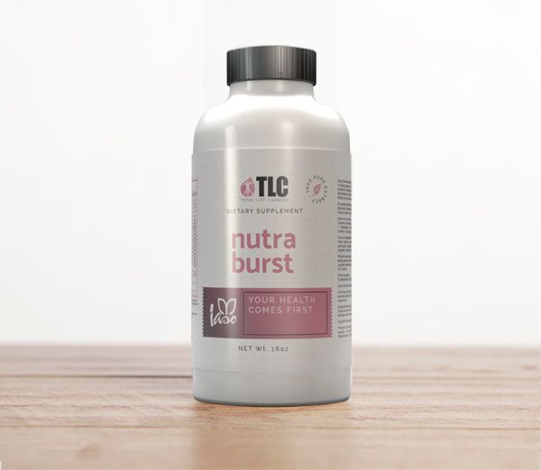 Iaso® Nutra Burst Liquid Multivitamin
