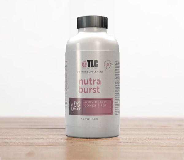 Iaso® NutraBurst Liquid Multivitamin