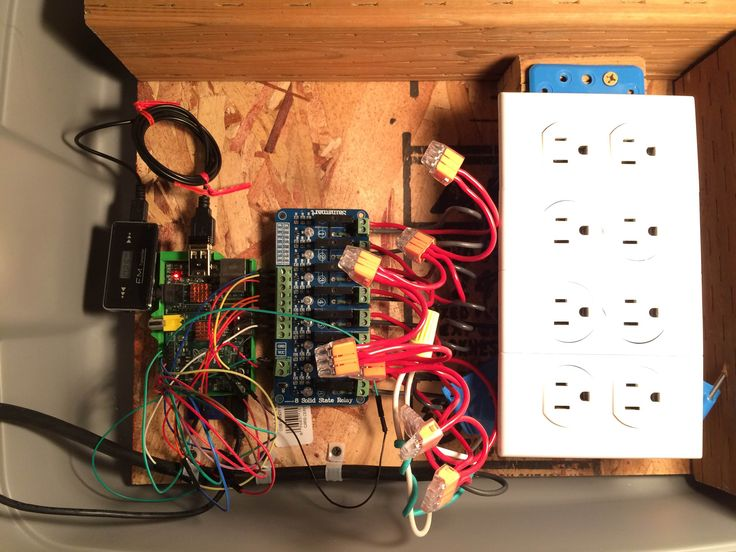 Learn how to build your own Christmas music light show using a Raspberry Pi, a…