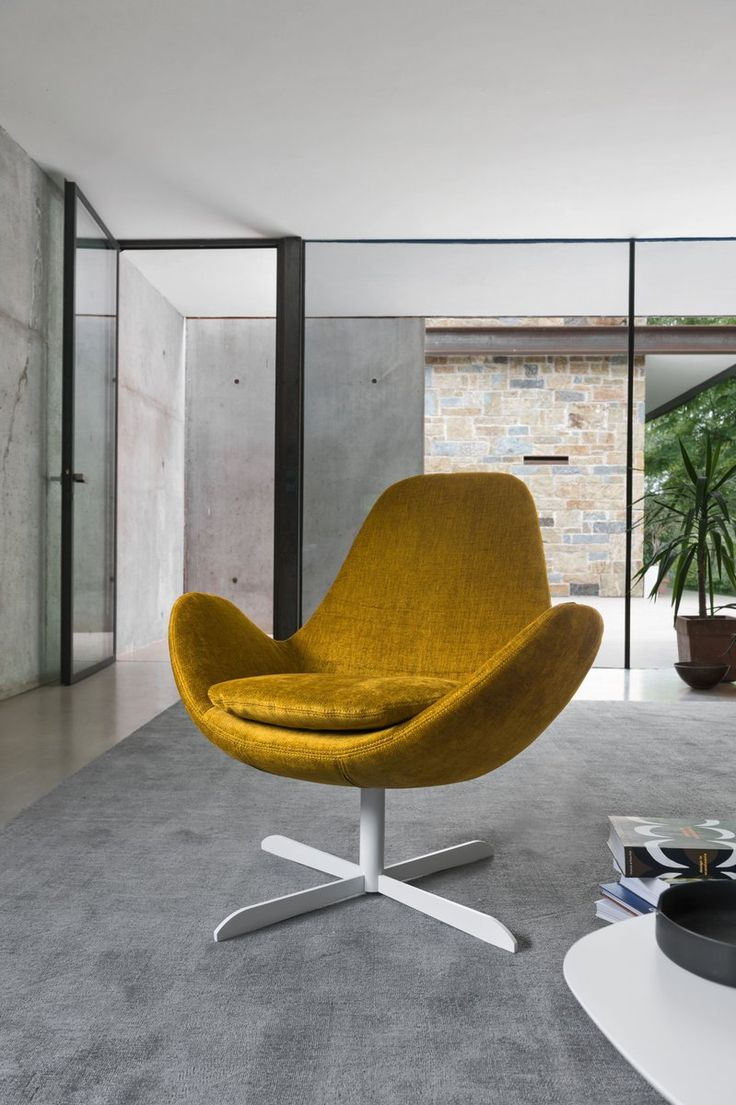 Calligaris Electa Armchair Leather and