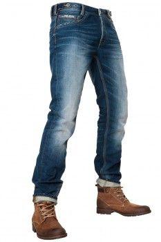 PME Legend Greyhound PTR190 SOW jeans Blauw