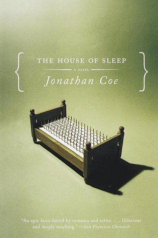 The House of Sleep by Jonathan Coe: Houses, Design Nyc, Backgrounds, Graphics Design, Covers Bookcov, Book Covers, Jonathan Coe, Sleep, Books Covers Design