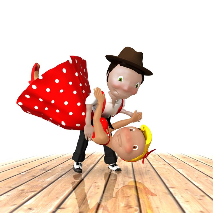 still in development but we are loving our swing dance themed couple