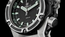 Update: Hublot King Power Oceanographic 1000 Dive Watch Launched! | Perpétuelle
