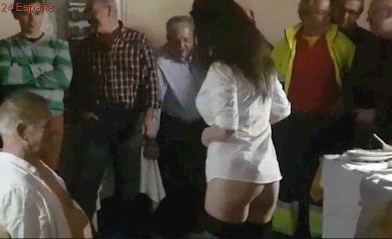 PSOE, Podemos e IU rechazan una comisión de investigación de la fiesta con stripper en Alcalá