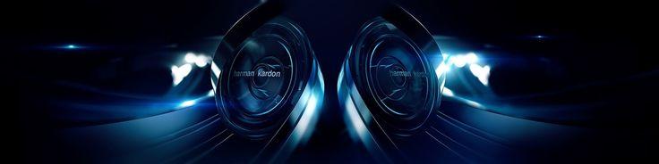 """BMW & HARMAN KARDON"" Audio Experience on Behance"