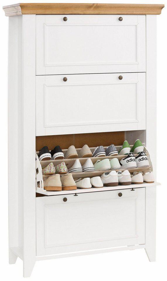 Home Affaire Shoe Rack Skandinavia In 2 Sizes Online Kaufen