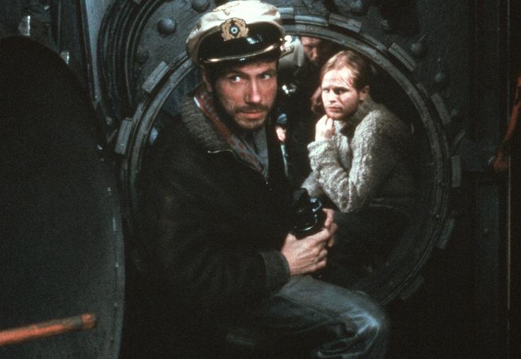 Excruciatingly nail-biting war film - Das Boot - Wolfgang Petersen