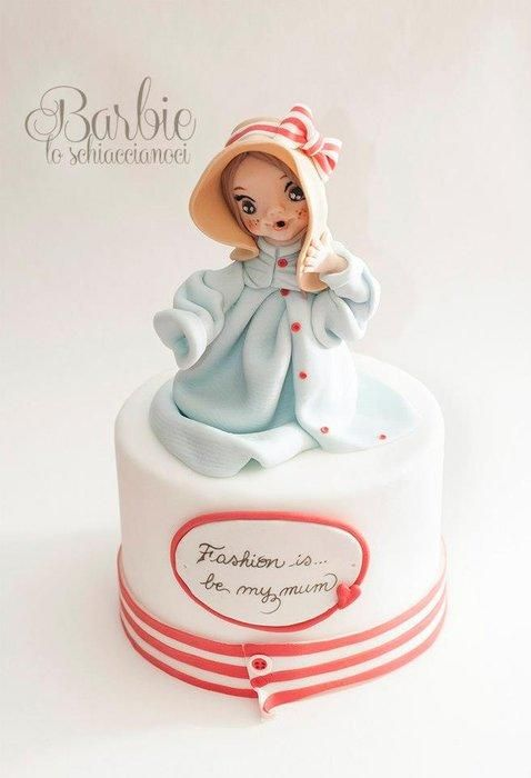 Fashion is...be my MUM <3 - Cake by Barbie lo schiaccianoci (Barbara Regini)
