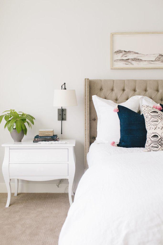 Mapleton New Build Master Bedroom House