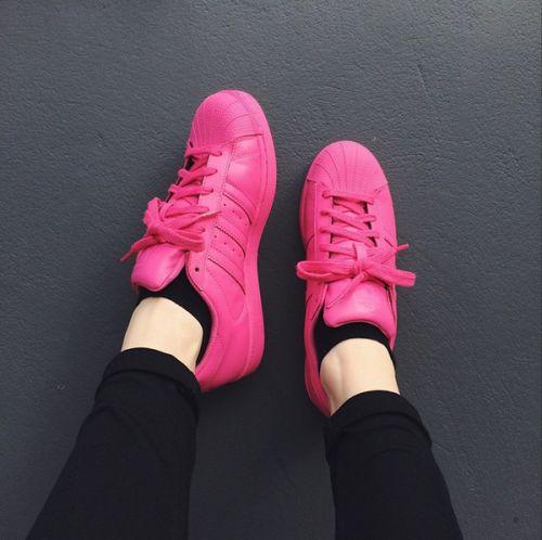 Adidas Supercolor Pink Tumblr