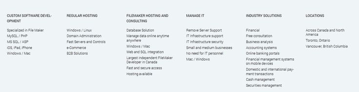 filemaker developer @ http://www.neocodesoftware.com/