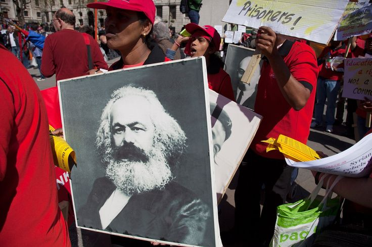Why Karl Marx Still Counts  - -  A century and a half after he wrote Das Kapital, the specter of Karl Marx still haunts Europe and the rest of the capitalist West. Maybe it's because the powers-that-be know that what the late German economist-philosopher and revolutionary had to say, still applies.