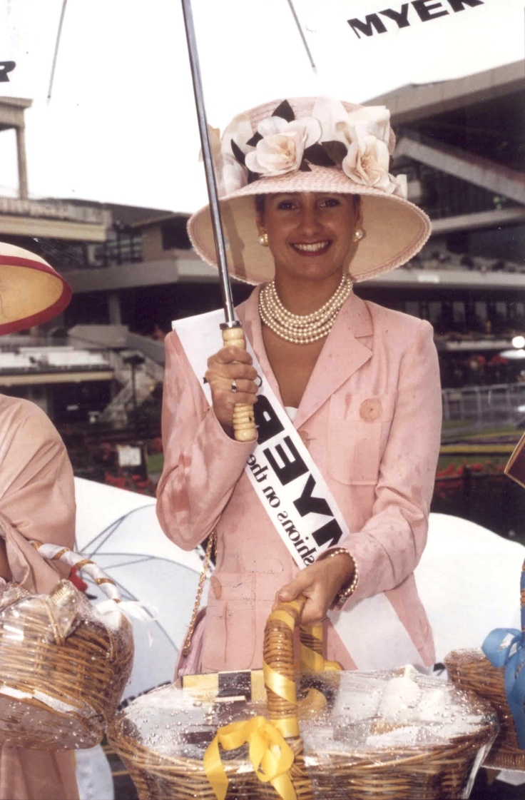 1992 - Winner of Derby Day Fashions on the Field