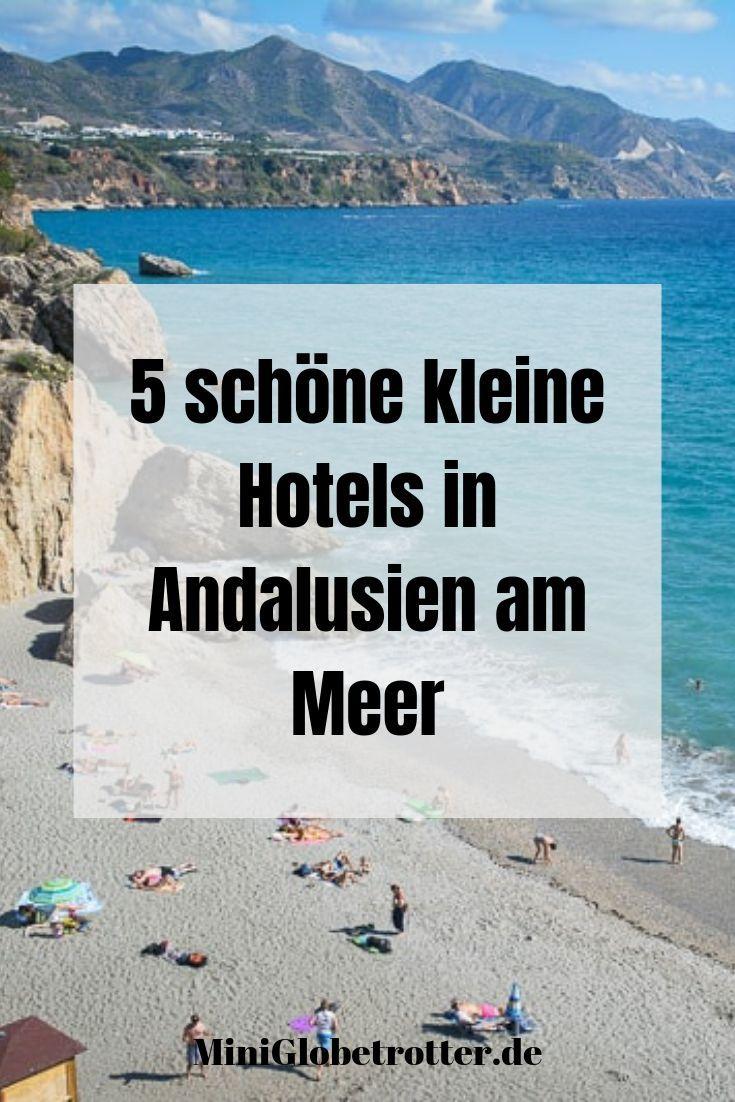 5 Schone Kleine Hotels In Andalusien Am Meer Reisen Spanien