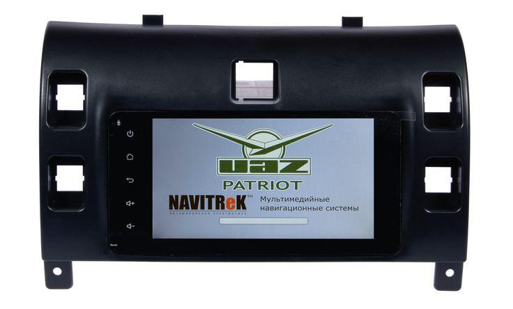 Автомагнитола «Navitrek Android NT-015»,
