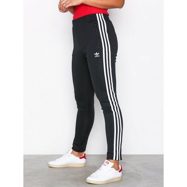Adidas Originals Sst Tp ($77) ❤ liked on Polyvore featuring