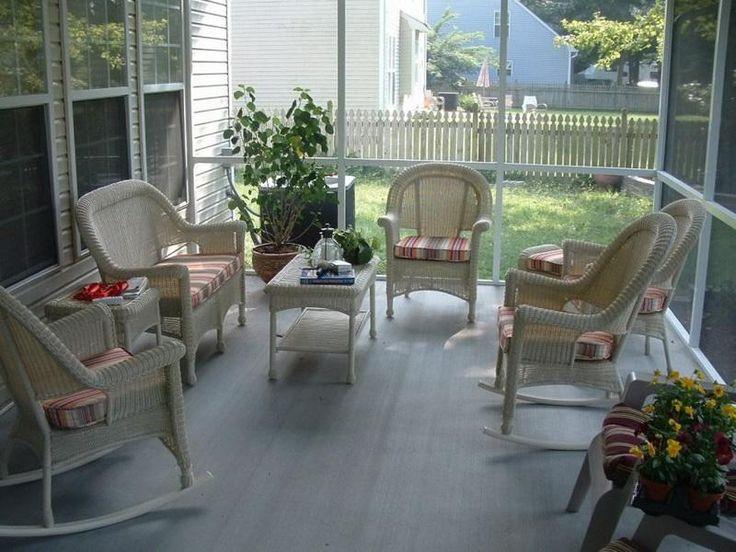 Luxurious Inspiration Planning Beautiful Screening Porch Nobby Design