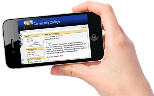 Educational mobile Apps and online magazine for High school and college students.: College Students, Colleges Student