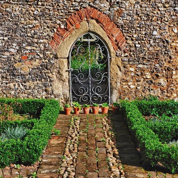 Grey's Court #england #garden - @ekpritchett- #webstagram