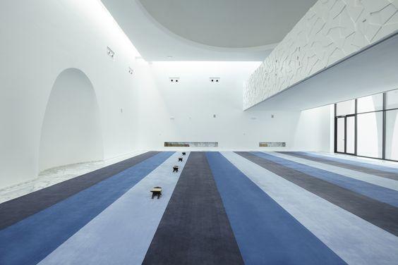 Gallery of Al Warqa'a Mosque / ibda design - 13