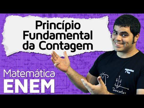 Princípio Fundamental da Contagem - PFC (Análise Combinatória) | Matemática do ENEM - YouTube